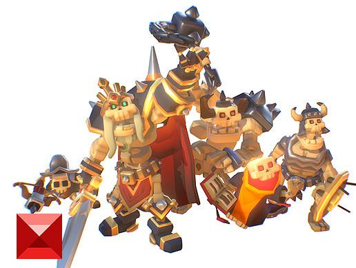Skeleton Crew - Smashy Craft Series