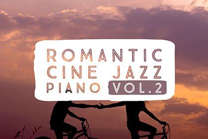 ROMANTIC CINE JAZZ PIANO VOL.2