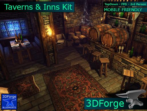 Taverns & Inns Kit