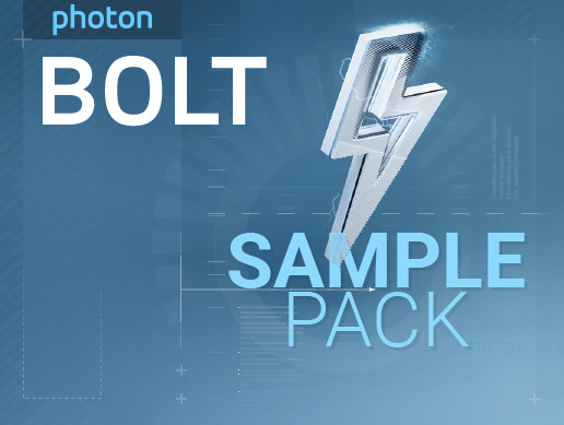 Photon Bolt Sample Pack