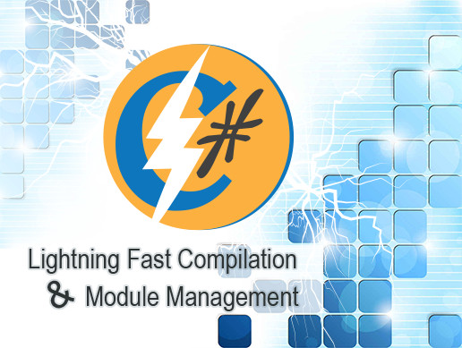Lightning Fast Compilation and Module Management for Unity Pro