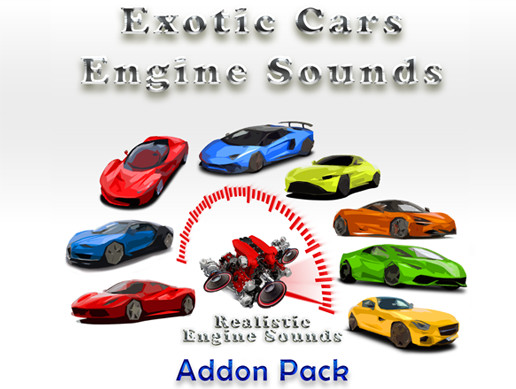 Exotic Cars Engine Sounds - RES Addon