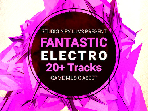 Fantastic Electro Game Music Collection