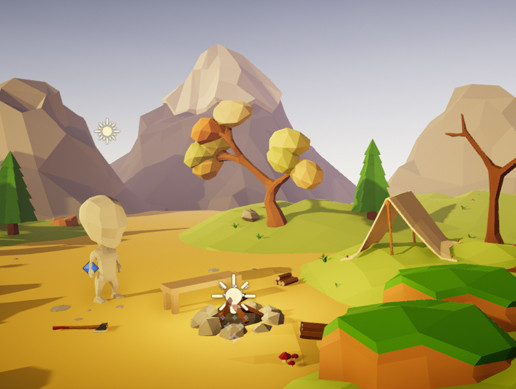 Low Poly Game Kit