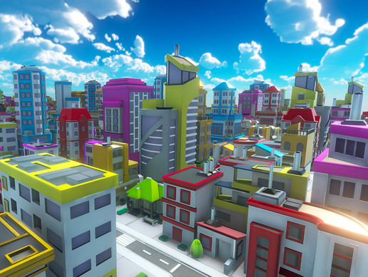 My City HD