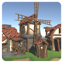 Stylized Farm Construction Kit