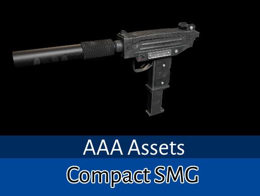Compact SMG [AAA,PBR]