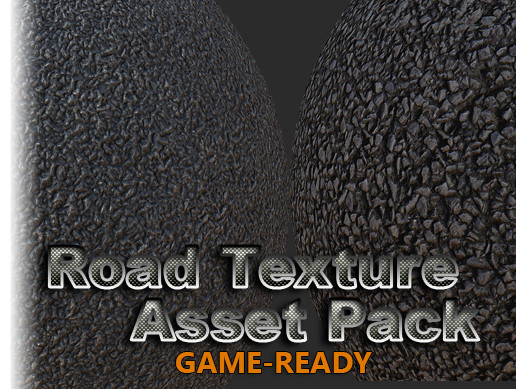 Road Texture Pack | Game-Ready