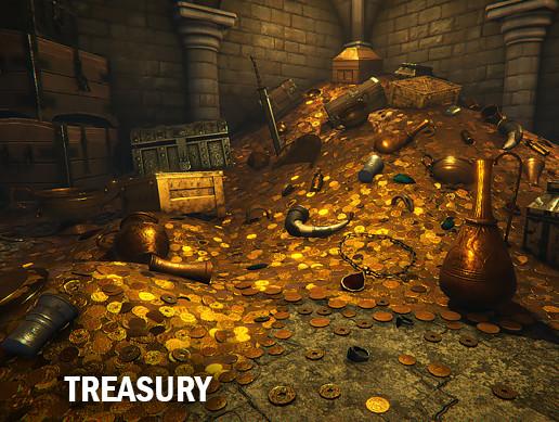 Ancient treasury