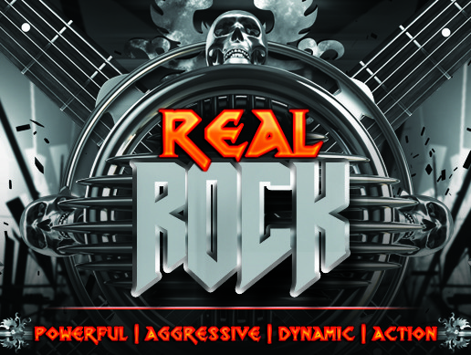 Real Rock Music Pack