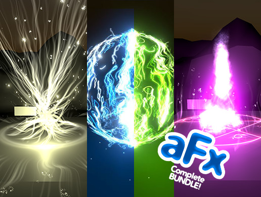 Awesome Effects - Complete Bundle