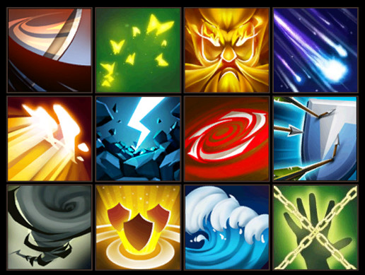 Magic Spell Icon Pack
