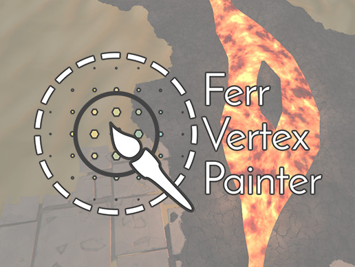 Ferr Vertex Painter