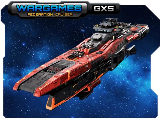 Federation Cruiser GX5