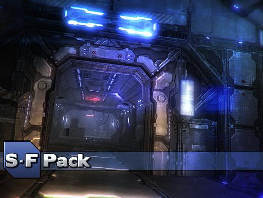 پکیج یونیتی S-F Pack