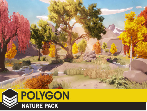 POLYGON - Nature Pack