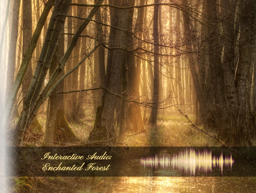 Interactive Audio: Enchanted Forest