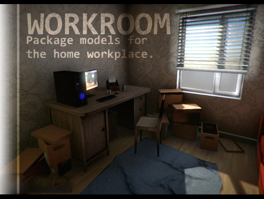 WORKROOM Package Models.