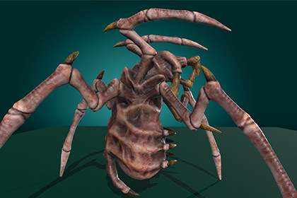 Insect Tusk Monster