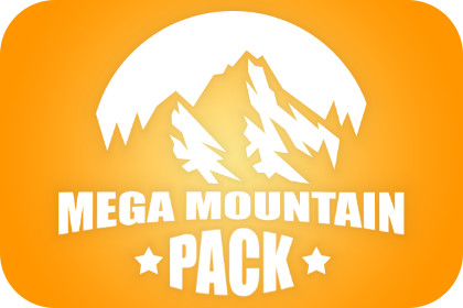 MEGA Mountain Pack