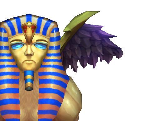 Sphinx Animated 3D