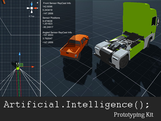 Artificial Intelligence and Machine Learning Prototyping Kit
