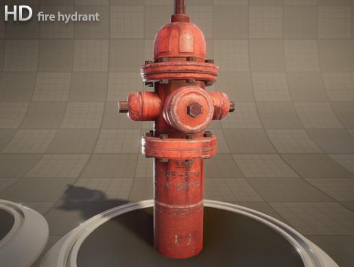 HD fire hydrant