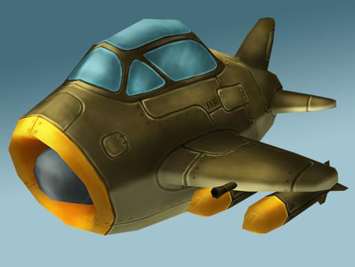 Airplane type 2