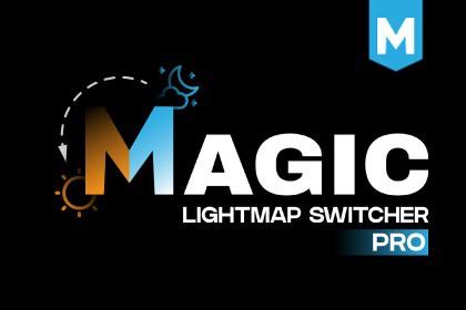 Magic Lightmap Switcher (Built-In + SRP)