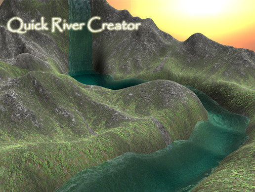 Quick River Creator