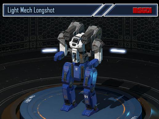 Light Mech Longshot
