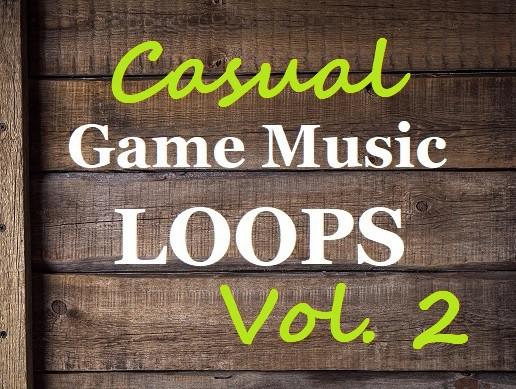 Casual Game Music Loops Vol. 2