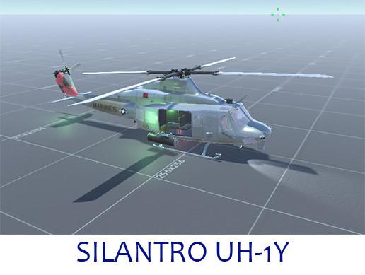 Silantro UH-1Y Venom