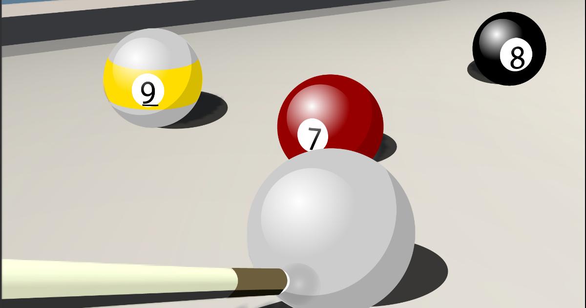 8 Ball Pool (Billiard) Multiplayer ( Photon PUN, WebGL ), AI Template