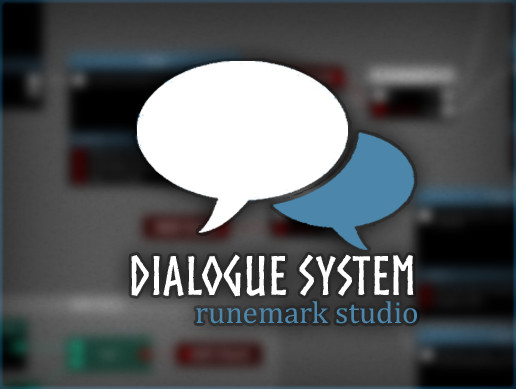Runemark Dialogue System