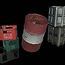 Crate and Barrels