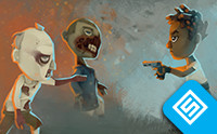 Character Pack: Zombie Survival