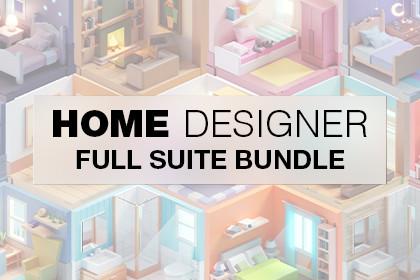 HOME DESIGNER - BUNDLE