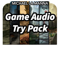 Game Audio Try Pack