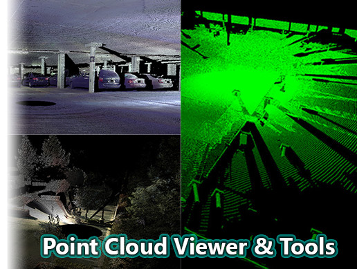 Point Cloud Viewer and Tools - Asset Store