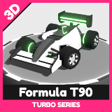 TURBO: 'Formula T90' Cars Pack