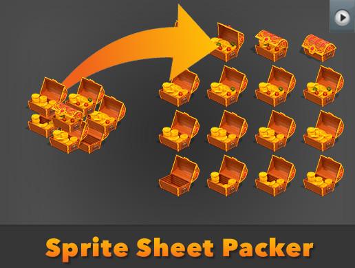 Sprite Sheet Packer