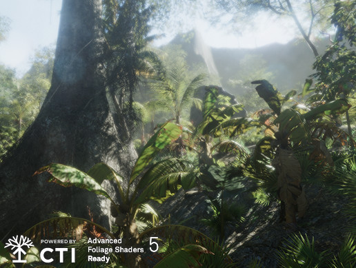 Tropical Forest Pack