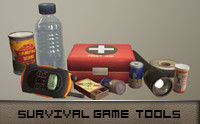 Survival Game Tools