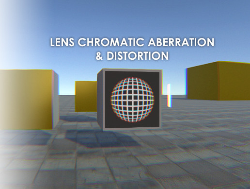 Lens Chromatic Aberration and Distortion - Asset Store