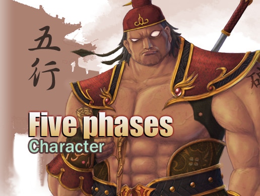 Five Phases Character