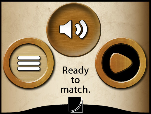 QS Buttons - Wood