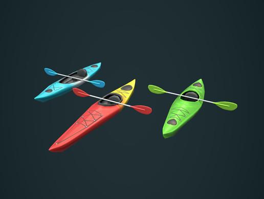 Kayaks Pack