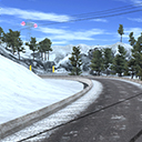 Mountain Sprint Race Track