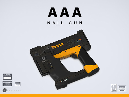 Nail Gun AAA